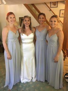 Katy Gladwin sisters
